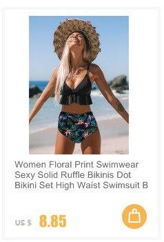 Hcbad7ea43ab741f9b02bc18d838499473 Sexy Striped Bandage Bikinis Women One Shoulder Bathing Suit Swimwear Low Waist Swimsuit Tube Top Female Summer Beachwear
