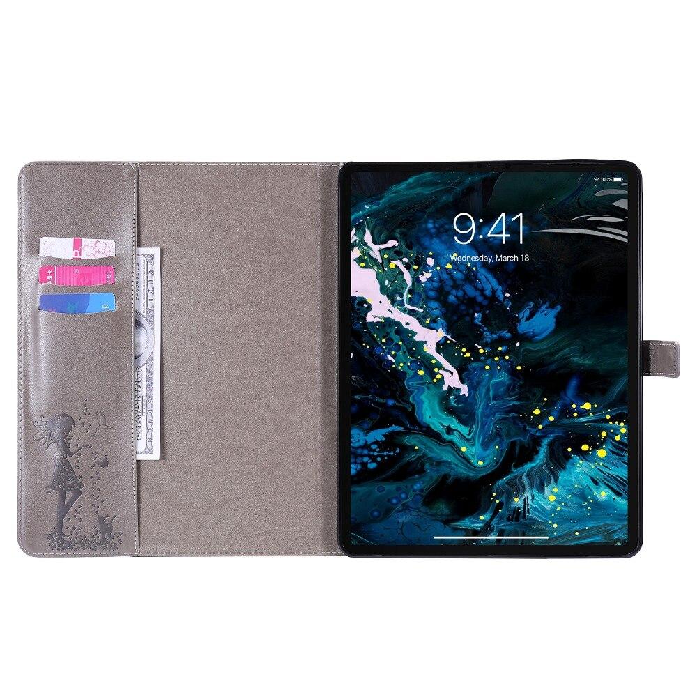 2020 4th Case Cover iPad Shell Cover Folio Gen Leather Funda 12.9