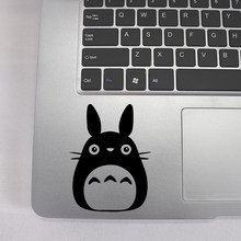 Laptop sticker Cute Totoro Computer stickers are waterproof and detachable stickers for laptop skin decoration(China)