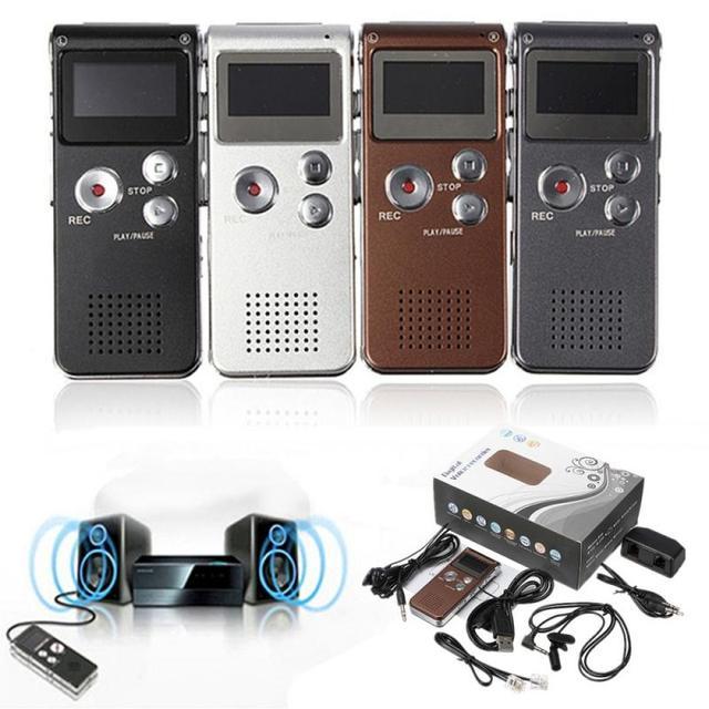 Portable Audio Video Digital Voice Recorders 2
