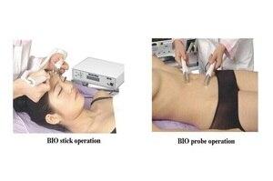 Image 5 - バイオ微少電気刺激顔締めリフティングしわの除去顔ボディレッグ腹マッサージスキンケア装置