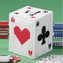 12x12x14 см картонные коробки для покера, коробка для хранения салфеток, Набор для вышивания, набор для рукоделия ручной работы, набор для вязания крючком, рукоделие, suppl