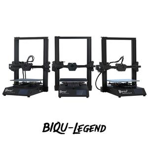Image 2 - BIQU Legend 3D Printer Upgraded SKR V1.3 32Bit Control board Resume Printing DIY KIT TFT35 Touch Screen 3D Drucker Impresora 3D