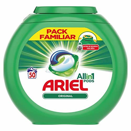 Ariel 3 in 1 PODS Alpine Detergent In Capsules – 50 Washes