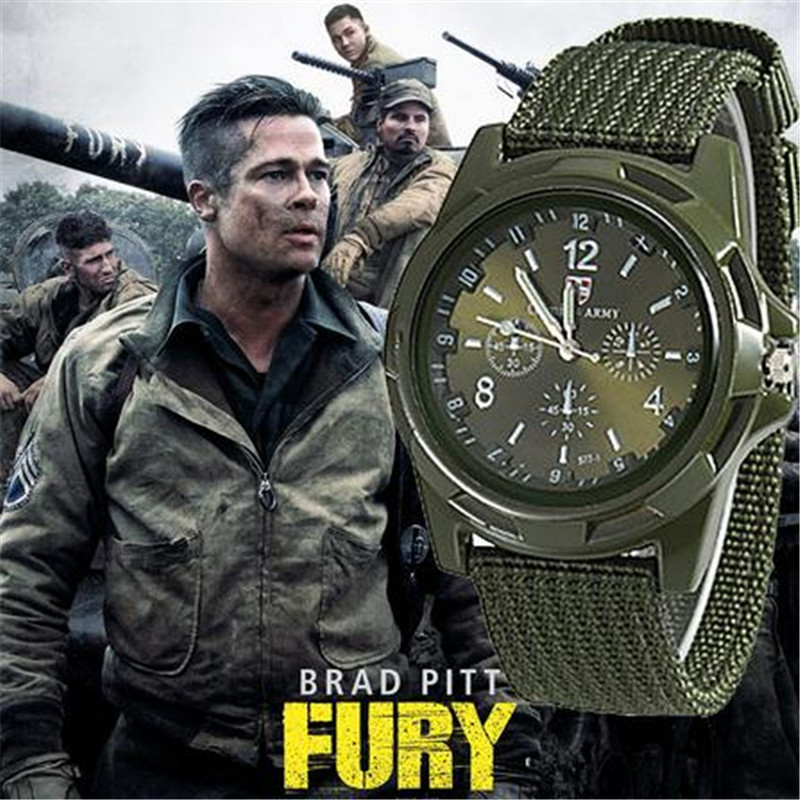 Watch For Man Watches 2019 Luxury Brand Nylon Band Military Gemius Army Wristwatch Mens Relogios Masculinos Erkek Kol Saati