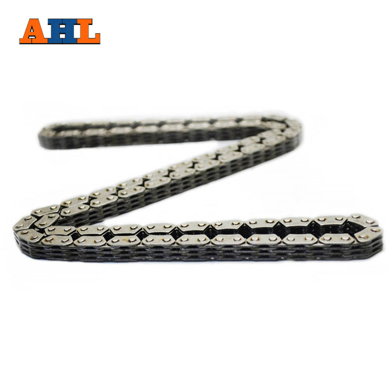 AHL Motorcycle Cam Chain for HONDA CB400 CB 400  Silent Timing Chain 120 links