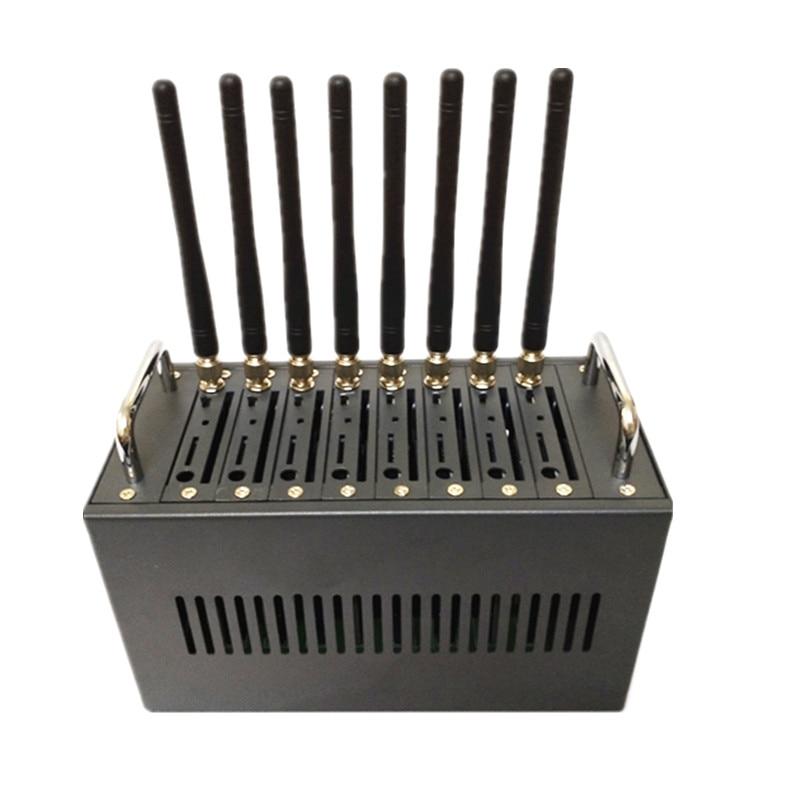 Hot Sale!Quectel  Driver M35 Bulk SMS Sending Device 8 ports usb Gsm Modem Pool Quad band sms modem support imei chang