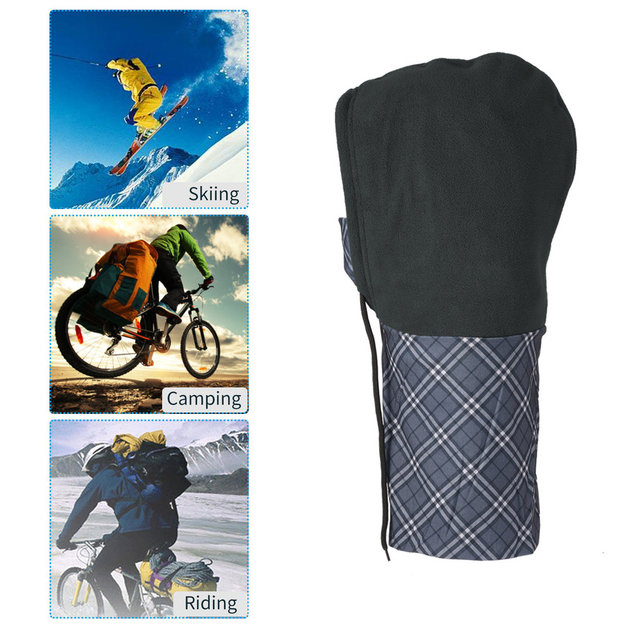 Windproof Fast Dry Warmer Polyester Mask Face Cycling Windshield for Outdoor Sports Motorcycling Skiing Snowboarding 1