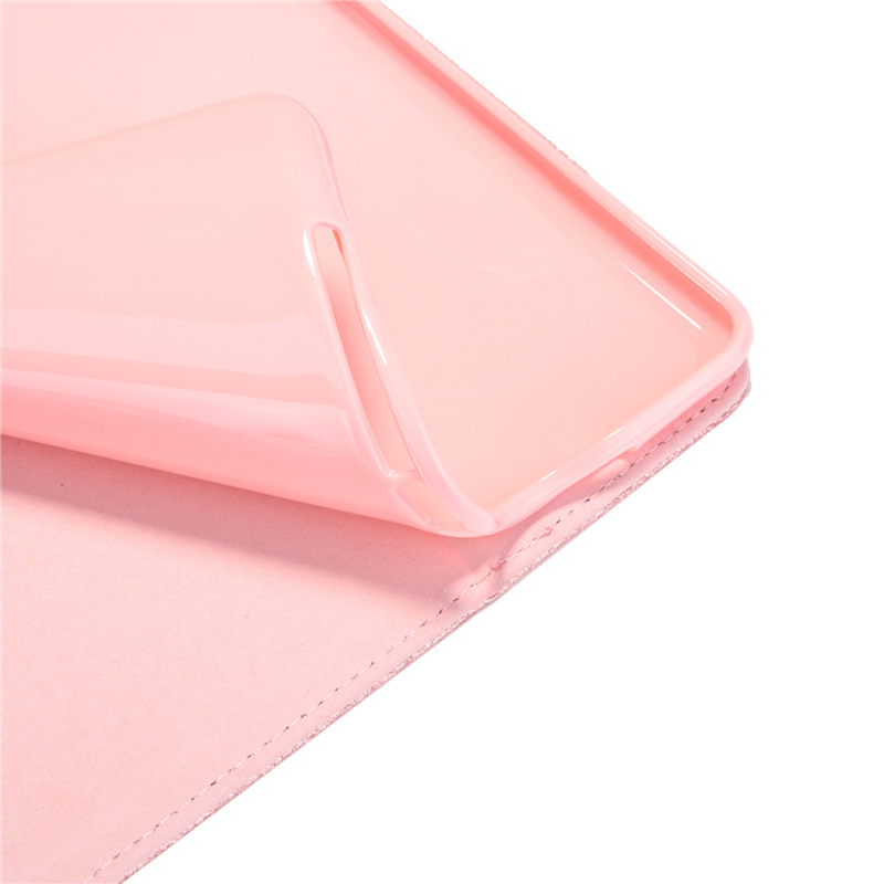 inch Funda 10.2 Leather For iPad Bling Coque 7th Cover 10.2 For Glitter iPad Case 2019