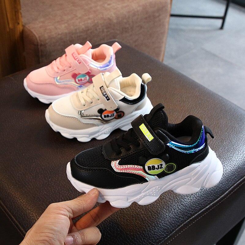 Hot Promo #447f OEAK 2020 New Children Casual Sport Shoes