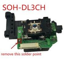 Совершенно SOH-DL3CH SOH-DL3C SOHDL3CH SOH-DL3 DL3 DL3CH радио плеер оптический пикапы блок оптика Лазерная линза Lasereinheit