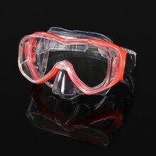 Adult Diving Mask Anti-Fog Goggles Glasses Swimming Easy Breath Tube Snorkeling Professional Scuba