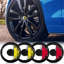 Logo-Sticker ROADSTER Center-Cover Wheel 56mm 4psc FOR Smart-Fortwo FORSPEED FORFAD Forvision