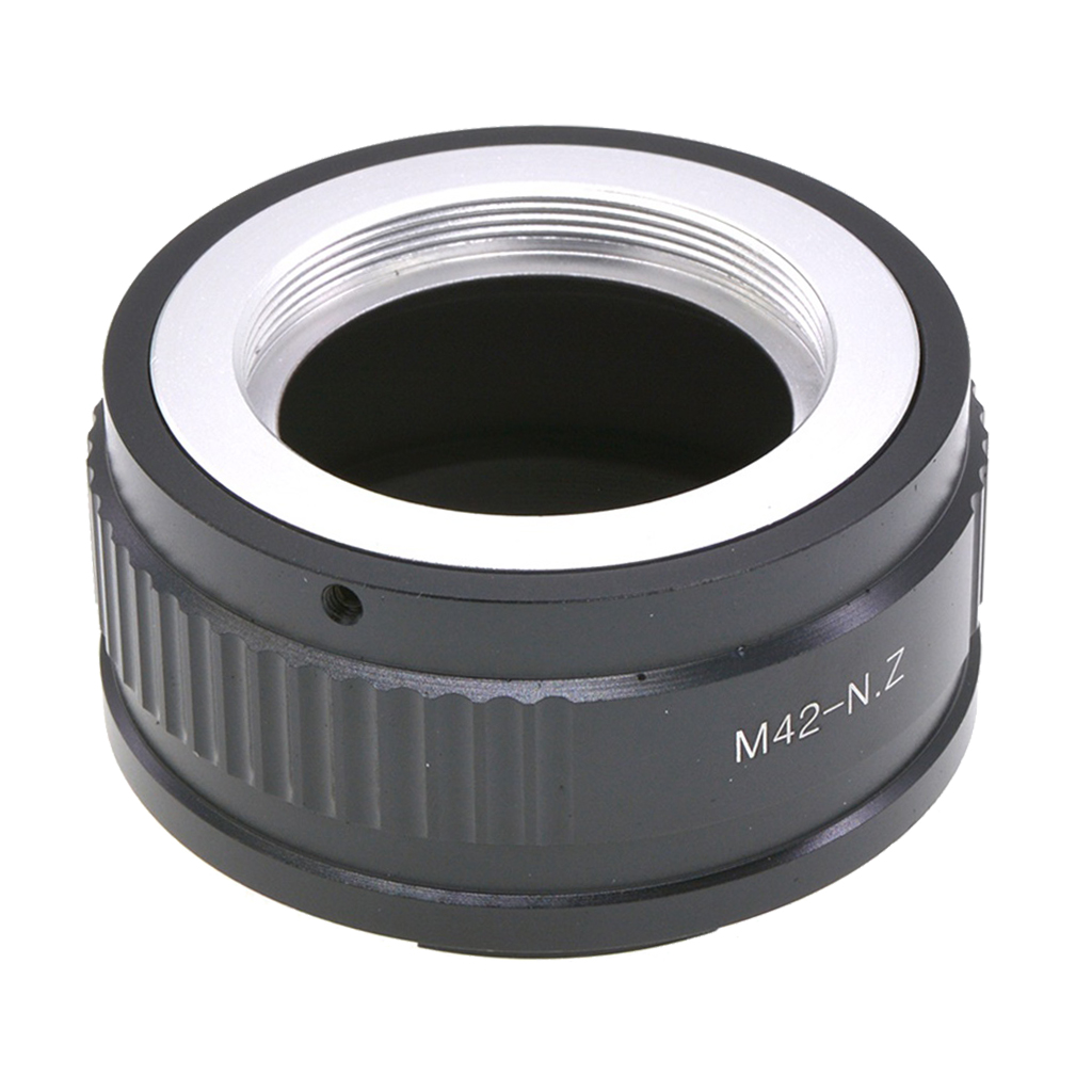Acouto Len Adapter Ring LM-NZ Adapter Ring for Leica M Mount Lens for Nikon Z Mount Z6 Z7 Camera