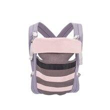 Baby Sling Ergonomic Baby Carriers Backpack Portable  Infant Newborn Kangaroo Bag for 0-36M baby ergonomic backpacks bag sling for baby from 0 to 36 months portable for baby carrier sling