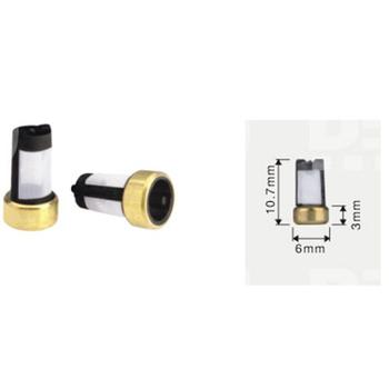 Darmowa dostawa!! Części wtrysku paliwa wtryskiwacz paliwa kosz filtr wtryskiwacz paliwa mikro kosz filtr 1002A tanie i dobre opinie filter fuel injector NYLON