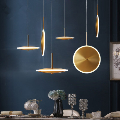 Modern Glass Pendant Light Nordic Dining Room Kitchen Light Designer Hanging Lamps Avize Lustre Lighting