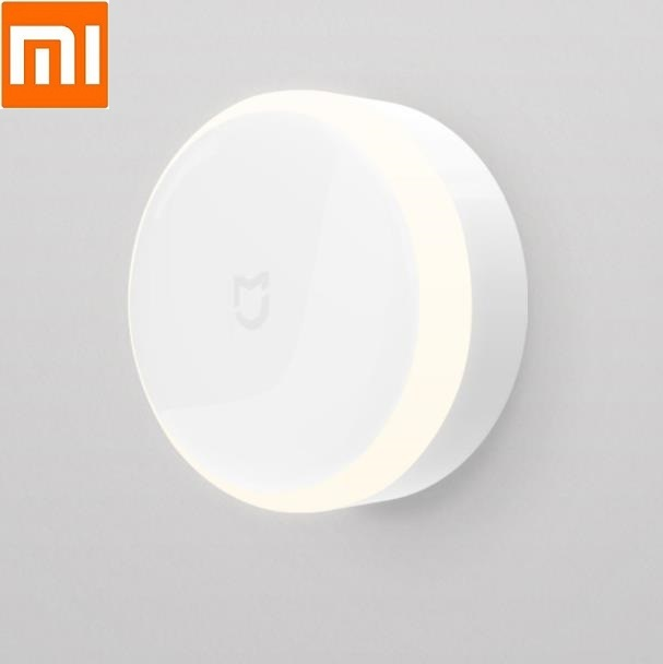 Xiaomi Led Induction Night Light Lamp Adjustable Brightness Infrared Smart Control Hangable Stickers Low Power Consumption