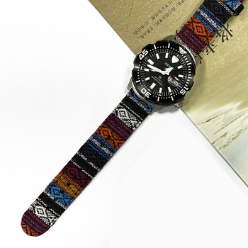Band For Samsung Galaxy Watch Active 2 Gear S3 Frontier/Huawei Watch GT2 46mm 42mm New Fabric Watch Strap 20 mm 22mm
