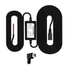 Uniwersalny rejestrator jazdy zasilany samochodem transformator USB Buck Line monitorowanie parkowania 12V do 5V 2 5A Step-down Line tanie tanio CN (pochodzenie) 10CM 0 1KG China