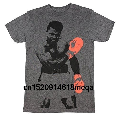 Men's Shirt cheap men t-shirt fashion shirt Muhammad Ali Licensed Graphic T-Shirt