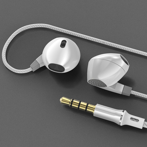 Image 5 - Verhux P10 이어폰 헤드폰 3.5mm Hifi 소음 휴대 전화 용 마이크가있는 스테레오베이스 헤드셋 음악 이어폰