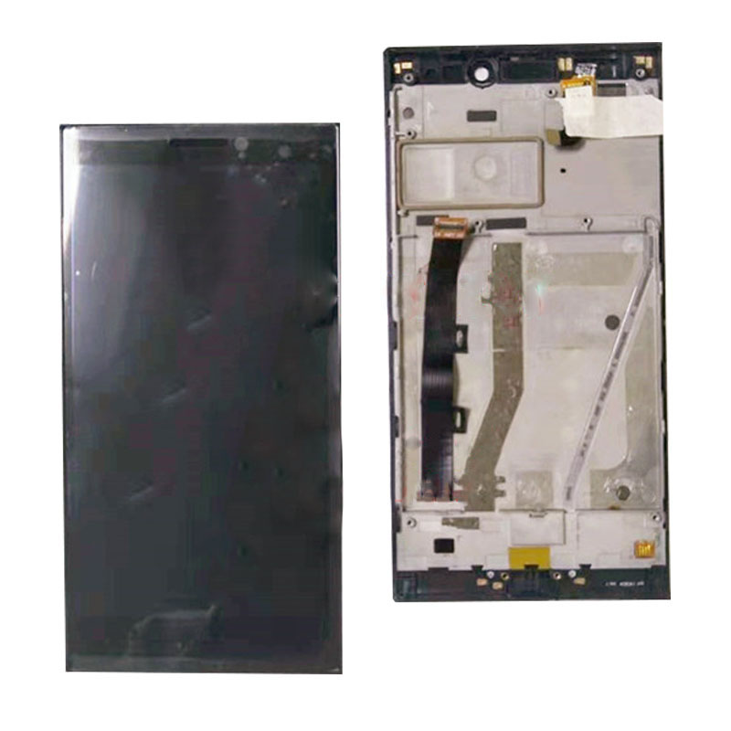 For <font><b>Lenovo</b></font> <font><b>Vibe</b></font> <font><b>Z2</b></font> Z2W K920 Mini <font><b>LCD</b></font> <font><b>Display</b></font> <font><b>Touch</b></font> <font><b>Screen</b></font> Digiziter Complete Glass Panel Assembly White Black Frame image