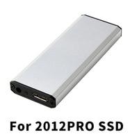 Tragbare SSD Fall Adapter USB 3 0 HDD Gehäuse für 2012 MACBOOK PRO RETINA A1425 A1398 MC976 MD213 MD212 ME662 HDD mobile Box