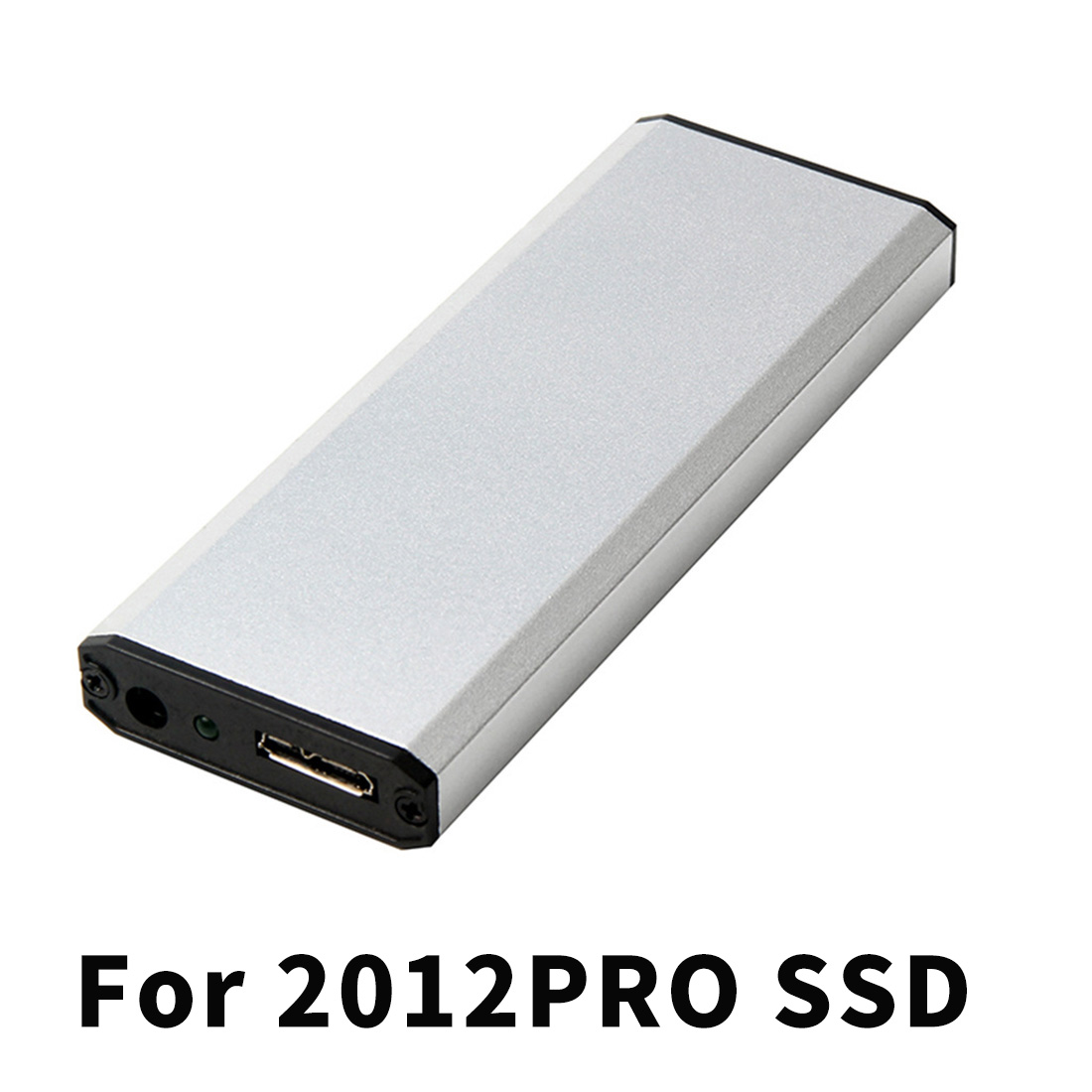 XT-XINTE SSD Portable Case USB 3.0 To 17+7 Pin Slot HDD Enclosure For 2012 MACBOOK PRO RETINA A1425 A1398 MC975 MC976 MD213