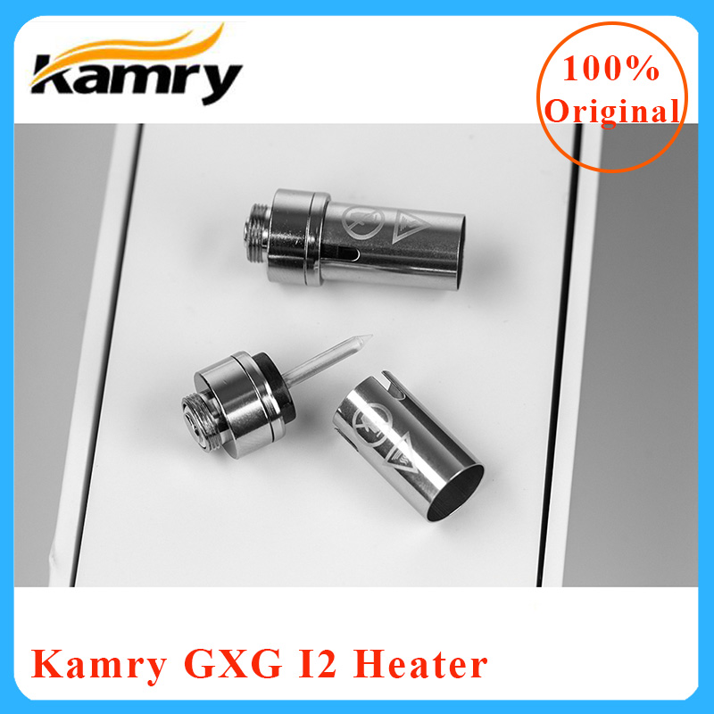 Original Kamry GXG I2 Heater Heating Holder For GXG I2 Kit Heating Stick Dry Herb Tobacco E Cigarette Ceramic Coil Heater