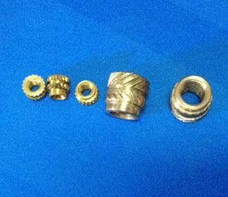 Copper Cap Liu Jiao Tong Cap Brass Inserts Copper Nut Hexagon Nut