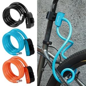1.2m Bike Cable Lock Cycling E