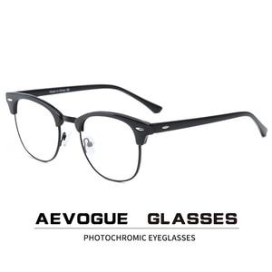 Image 1 - AEVOGUE Photochromicแว่นตาPrescriptionกรอบแว่นตาผู้ชายแว่นตาผู้หญิงแว่นตาAnti Blue Lightแว่นตาKS101