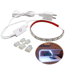 Super bright Sewing Machine LED Light Strip Light Kit DC 5V USB US/EU Plug Sewing Light Industrial Machine Working LED Lights