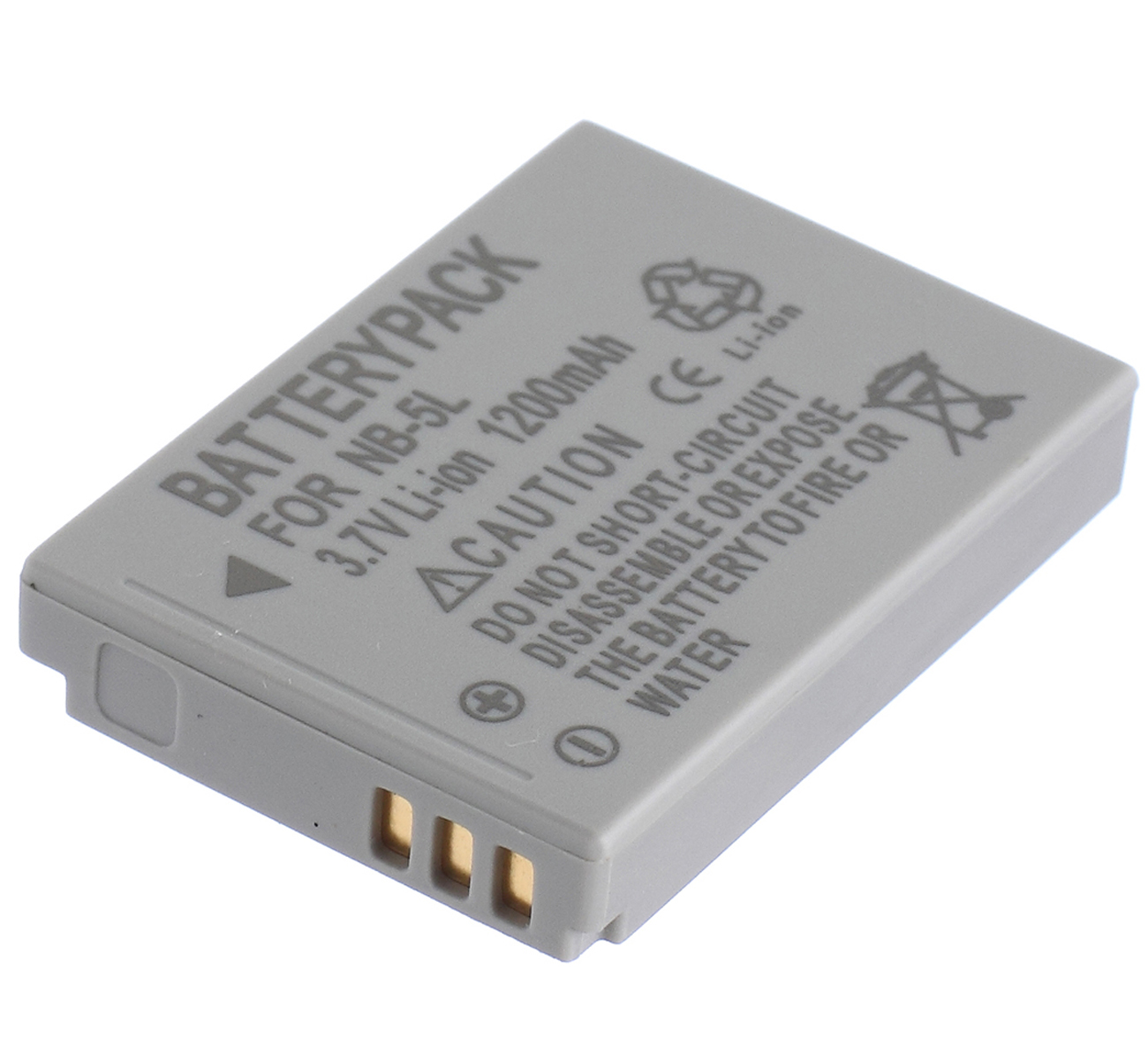 <font><b>Battery</b></font> Pack for <font><b>Canon</b></font> PowerShot SX200, SX200IS, SX210 IS, SX210IS, SX230 HS, <font><b>SX230HS</b></font>, IXUS 90 IS, IXUS90IS Digital Camera image