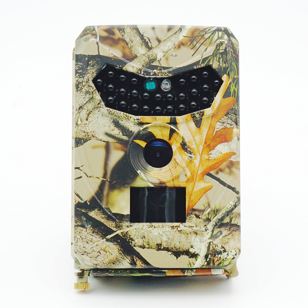 1080P 12MP Digital Trail Camera Waterproof Infrared Night-Vision Cam or Wildlife Monitoring and Farm Safety Protections Camera