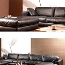 Sofa Couch Puff Corner Sala Living-Room L-Shape Futon Nordic Cama Modern Asiento Muebles-De-Sala