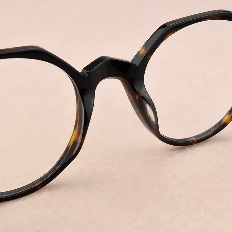 Merek Transparan Kacamata Bingkai Wanita 2019 Tontonan Rentang Pria Kacamata Bingkai Kacamata Wanita Miopia Resep Kacamata Optik Frame
