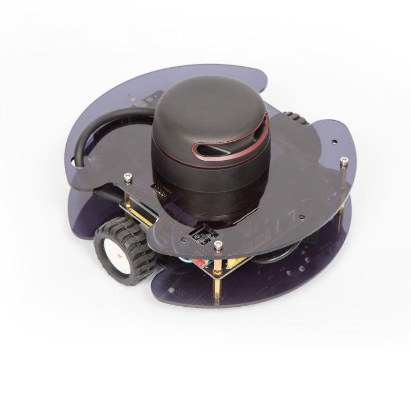 SLAMTEC SDP Mini Mobile Robot Platform Robot Development Platform Finished For SLAM Navigation