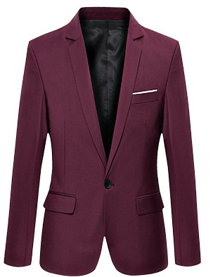 Explosive Men's Korean-style Casual Suit Small Suit Youth MEN'S Suit Men Casual Jacket