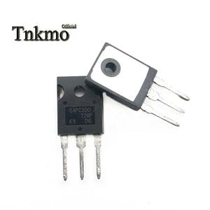 Image 2 - 10PCS IRG4PC50U OM 247 G4PC50U TO247 Triode high power 600V 55A Nieuwe en originele