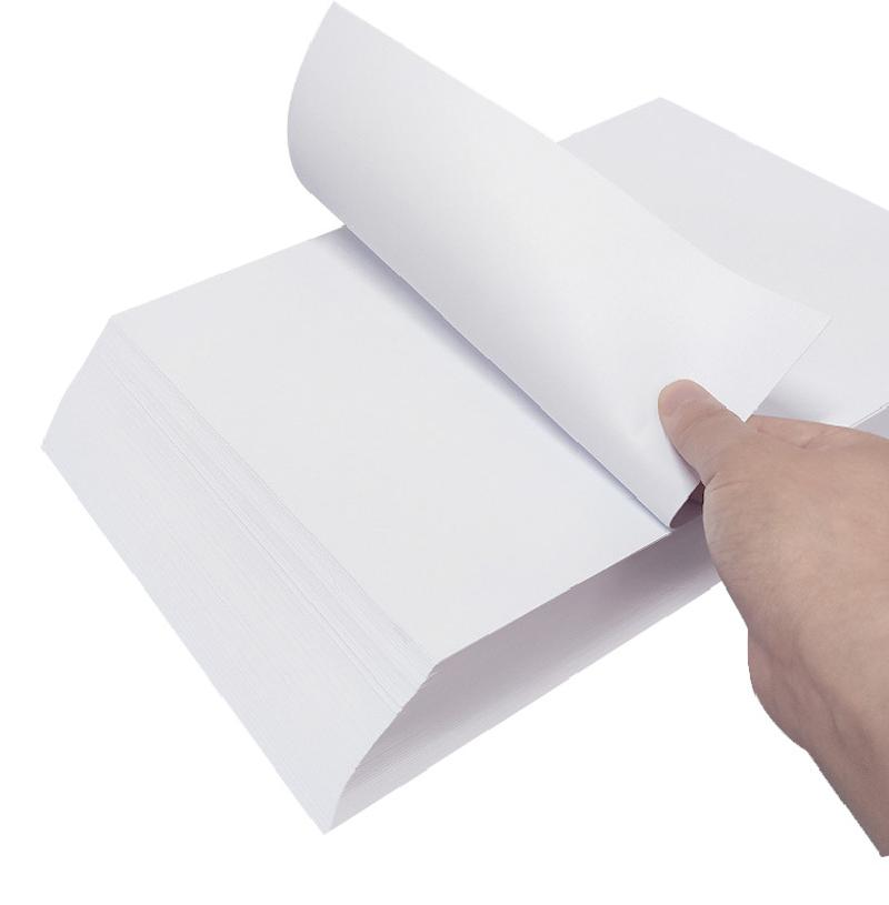 100 Pcs/packing 70g Copier Paper A4 Single Package Printing Paper Office Supplies Wood Paddle 80g White Paper Fcl