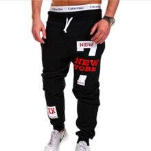 Tracksuit-Pants Jogging-Suit Elasticated Men's Casual for Sturdy