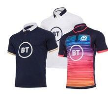 2020/2021 scotland rugby casa/fora/treinamento camisa esportiva S-5XL