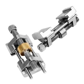 NICEYARD trwała ostrzałka do dłuta strugarki ostrzenie nóż kuchenny akcesoria narzędzia kuchenne przewodnik stały uchwyt kątowy tanie i dobre opinie Lfgb Ce ue Ekologiczne Zaopatrzony STAINLESS STEEL 17989