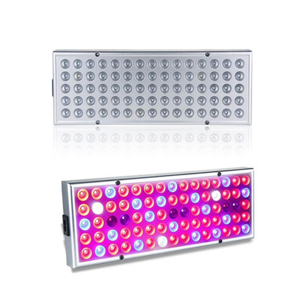 25W 45W LED Grow Light Full Spectrum Panel IR UV Led Grow Light Full Spectrum Fitolampy For Greenhouse Hydroponic Indoor Plants
