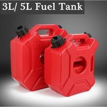Für BMW 3L 5L Kraftstoff Tanks Kunststoff Benzin Dosen Auto Jerry Können Motorrad Gas Kann Ersparen Container Anti statische benzin Öl Kanister