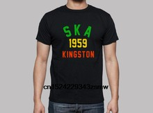 100% Cotton O-neck Custom Printed Tshirt Men T shirt ska special ed Women T-Shirt(China)