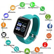 Smart Bracelet Smart Bracelet with Replacement Straps Smart Band Heart Rate Activity Tracker Fitness 116plus Smart Watch Pro все цены