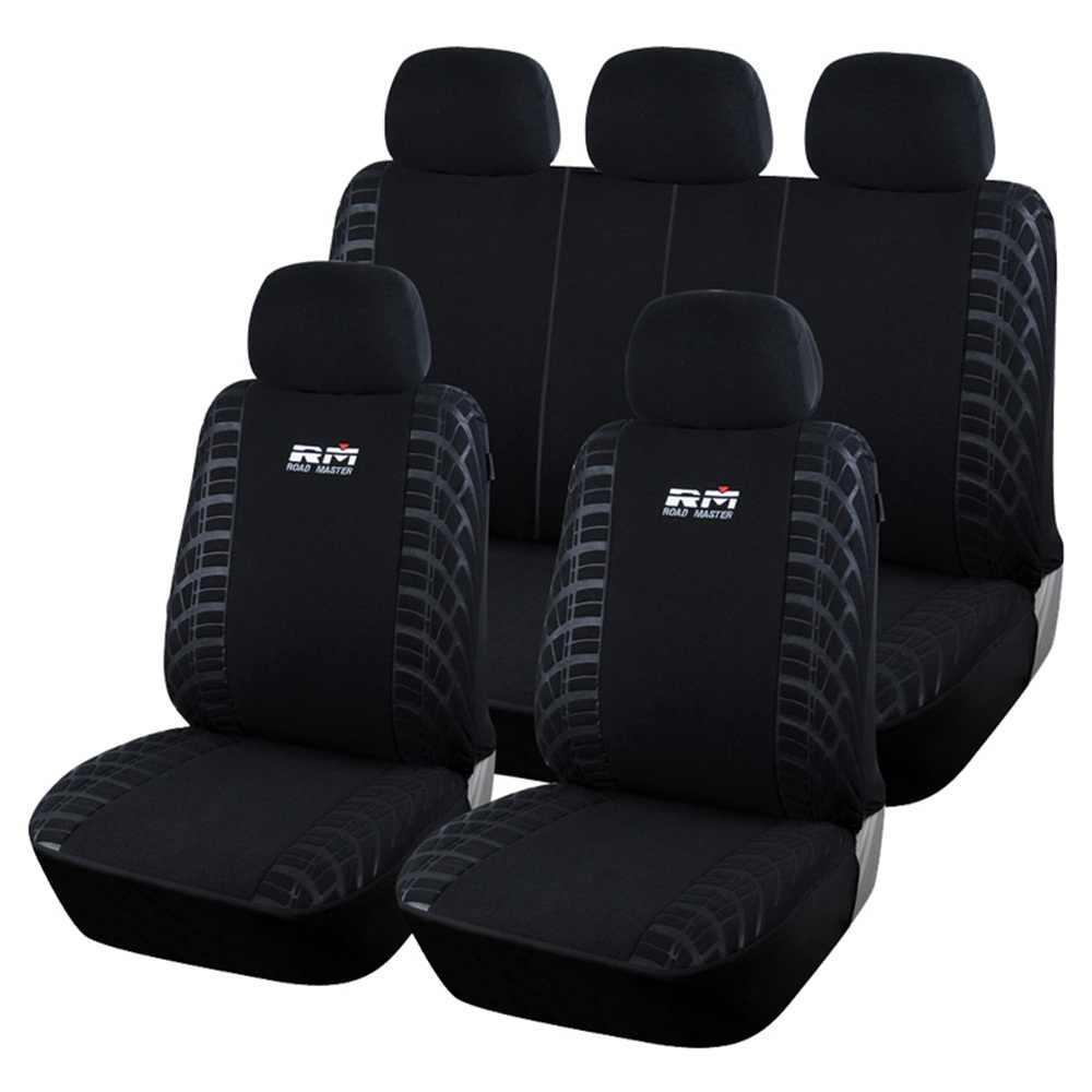 Couverture complète housse de siège de voiture en fibres de lin housses de sièges auto pour nissan x-trail t30 t31 t32 xtrail opel corsa b c d e opel vectra a